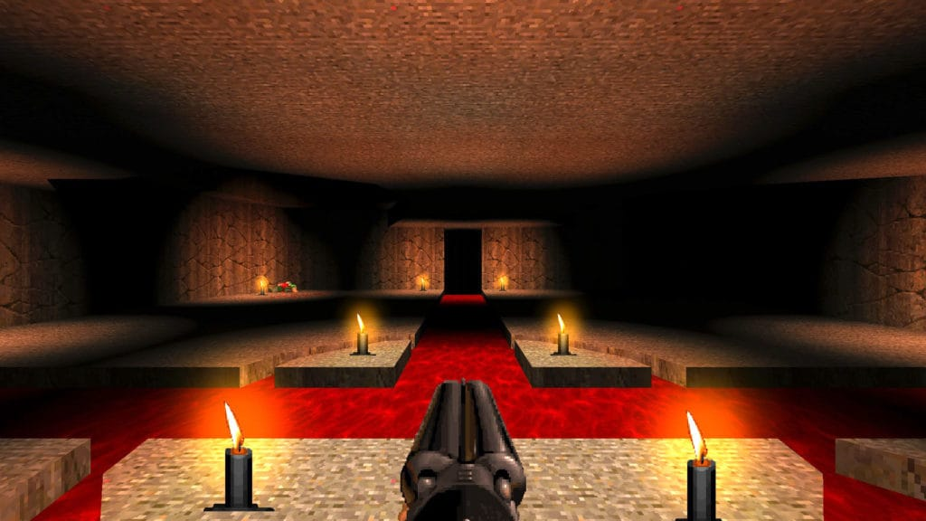 gzdoom doom 2 honte remastered mod map25