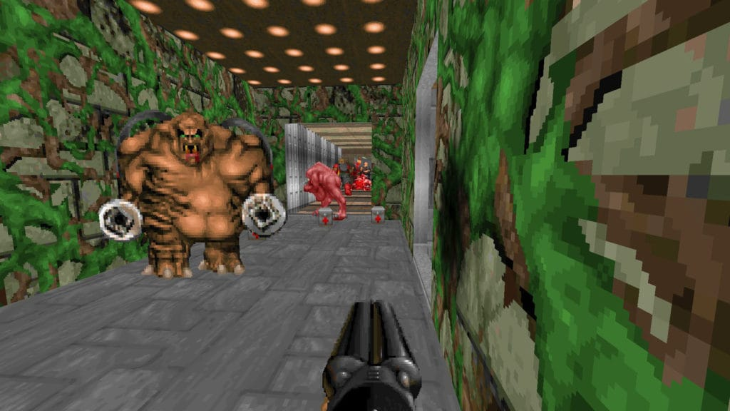 infected station doom 2