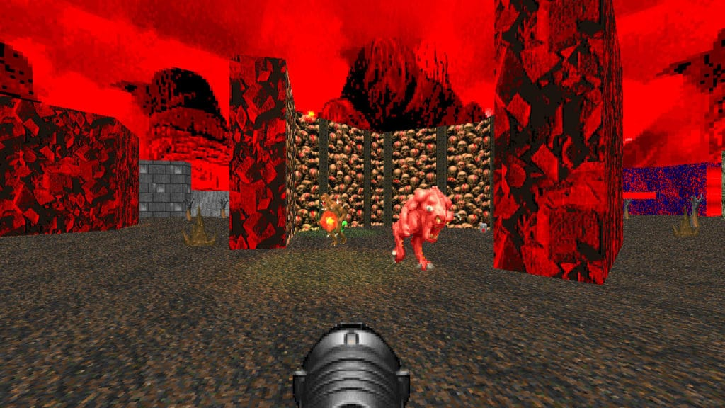 ultimate doom e3m6