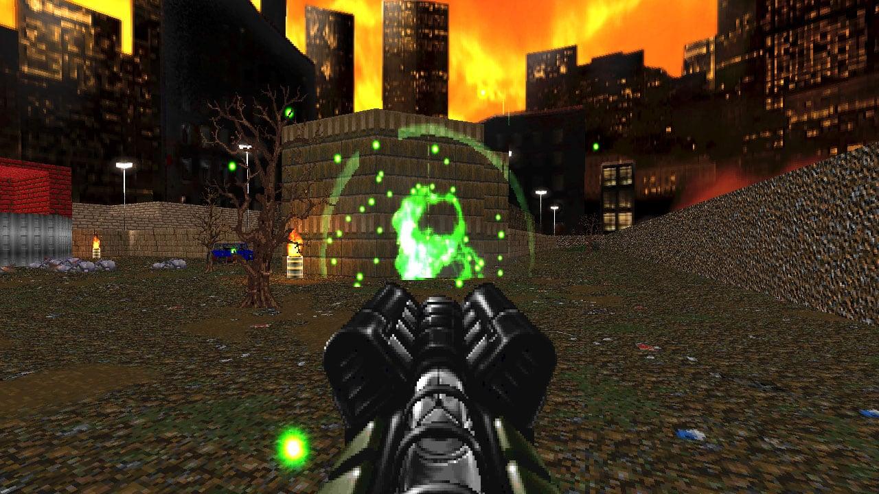 Скачать Brutal Doom v21 RC3 Beta • Брутал Дум • Моды и уровни Doom 1