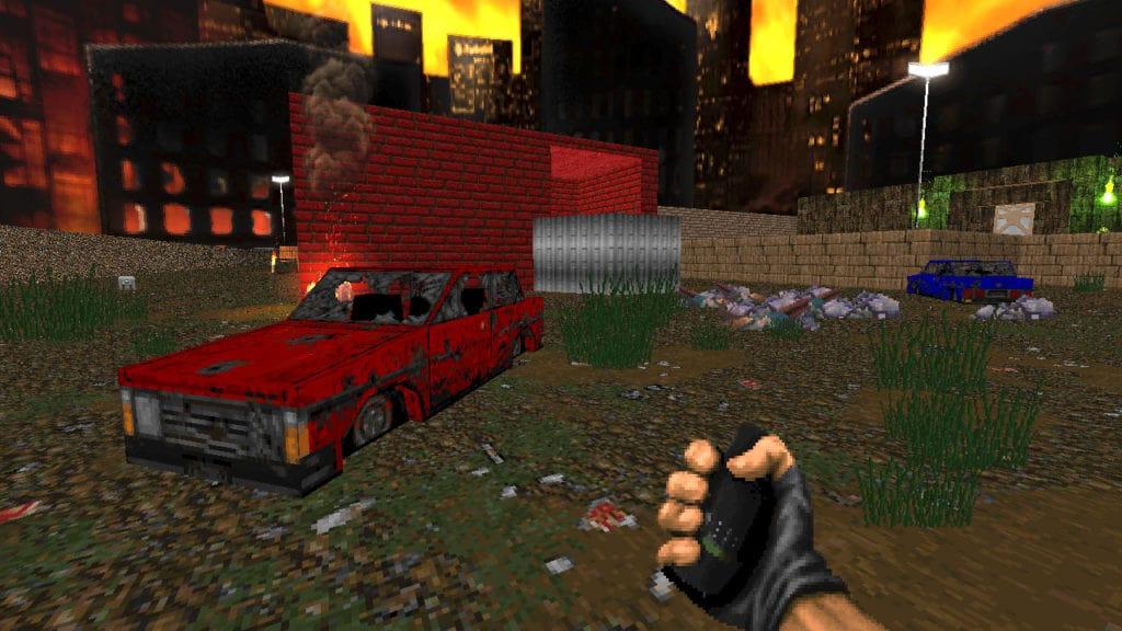 brutal doom v21 new grenade
