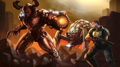 """<span class=""""entry-title-primary"""">Интересный мегавад Memento Mori для Doom 2</span> <span class=""""entry-subtitle"""">Сборник карт повышенной сложности</span>"""