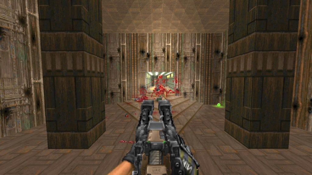 doom 2 map 01 project brutality 3