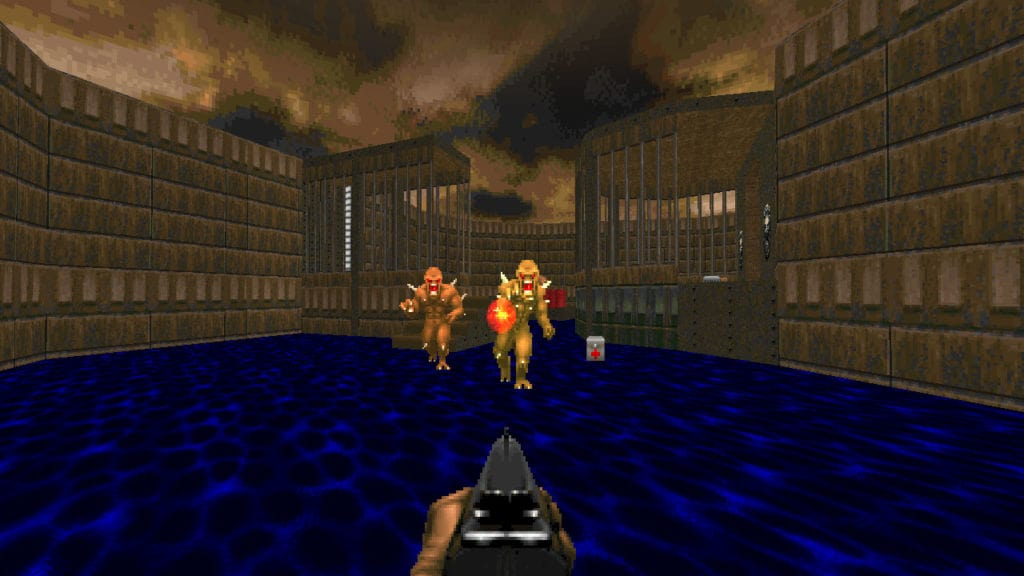 doom 2 single wad 1fortres