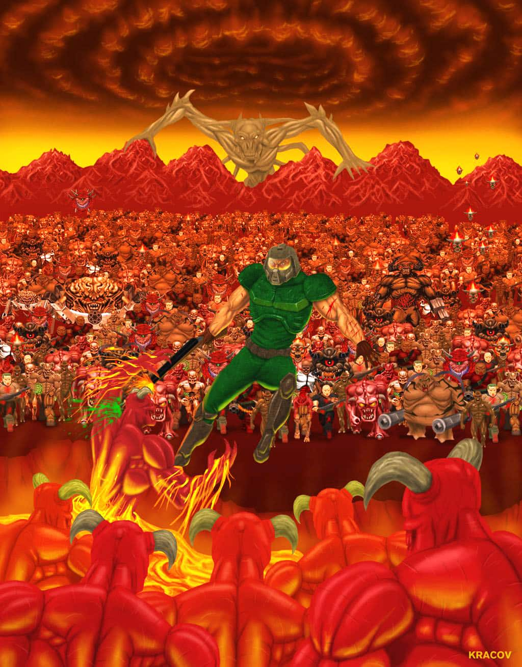 hell revealed doom