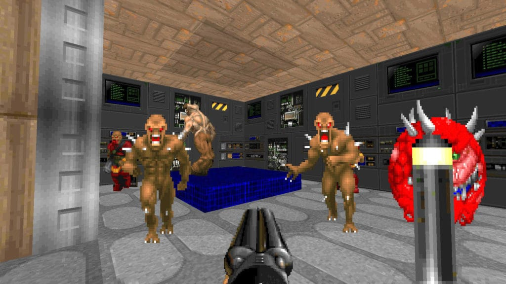 hell revealed doom2 megawad map05