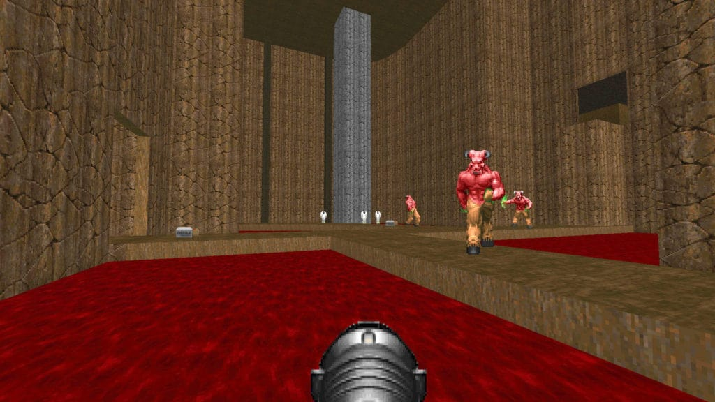 hell revealed doom2 megawad map16