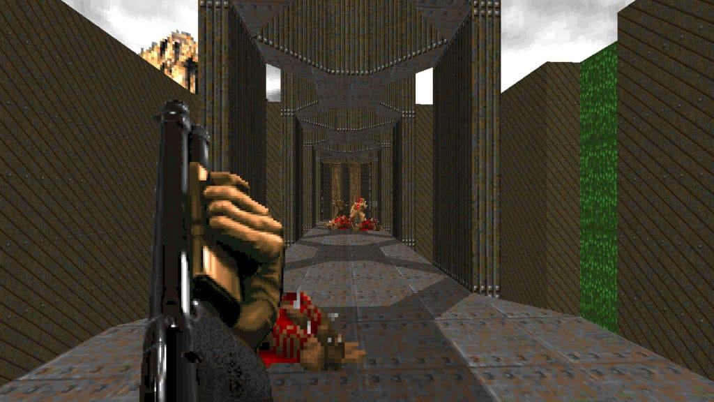 memento mori doom2 megawad map02