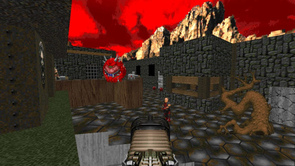 memento mori doom2 megawad map18