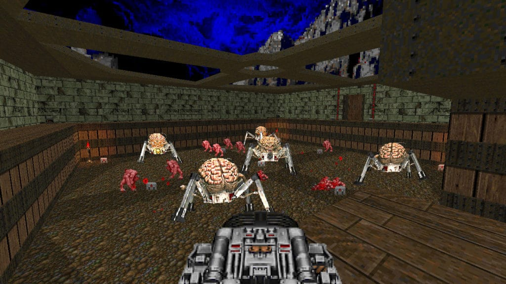 memento mori doom2 megawad map26