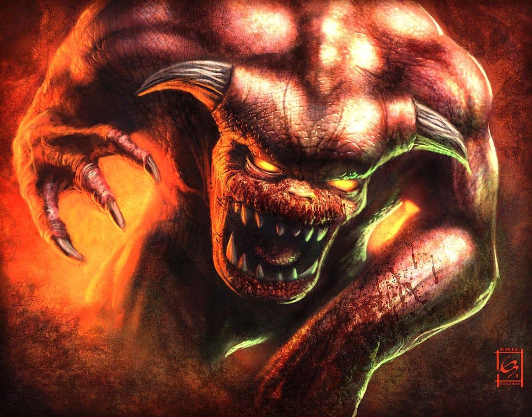 pinky demon doom