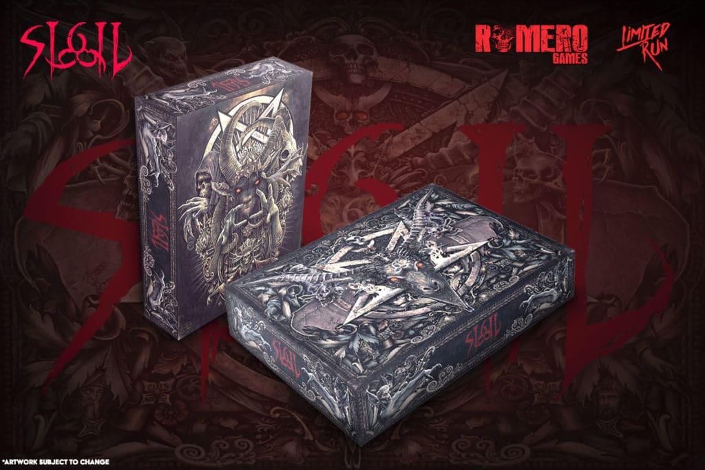 SIGIL box