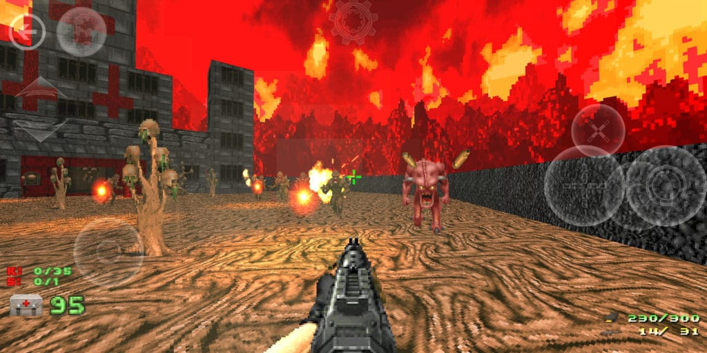 brutal doom android