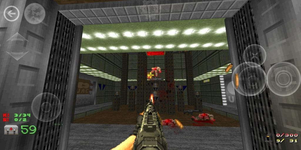 brutal doom android delta touch