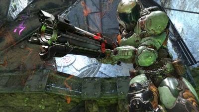 """<span class=""""entry-title-primary"""">Deathmatch уровень Deimos Processor для Doom 2</span> <span class=""""entry-subtitle"""">Маленькая карта для большой войны в режиме PvP</span>"""