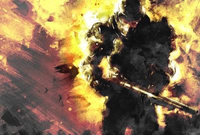 """<span class=""""entry-title-primary"""">Очередное обновление Brutal Doom v21 RC7 Beta</span> <span class=""""entry-subtitle"""">Пистолет теперь стреляет очередями, а еще новый обрез</span>"""
