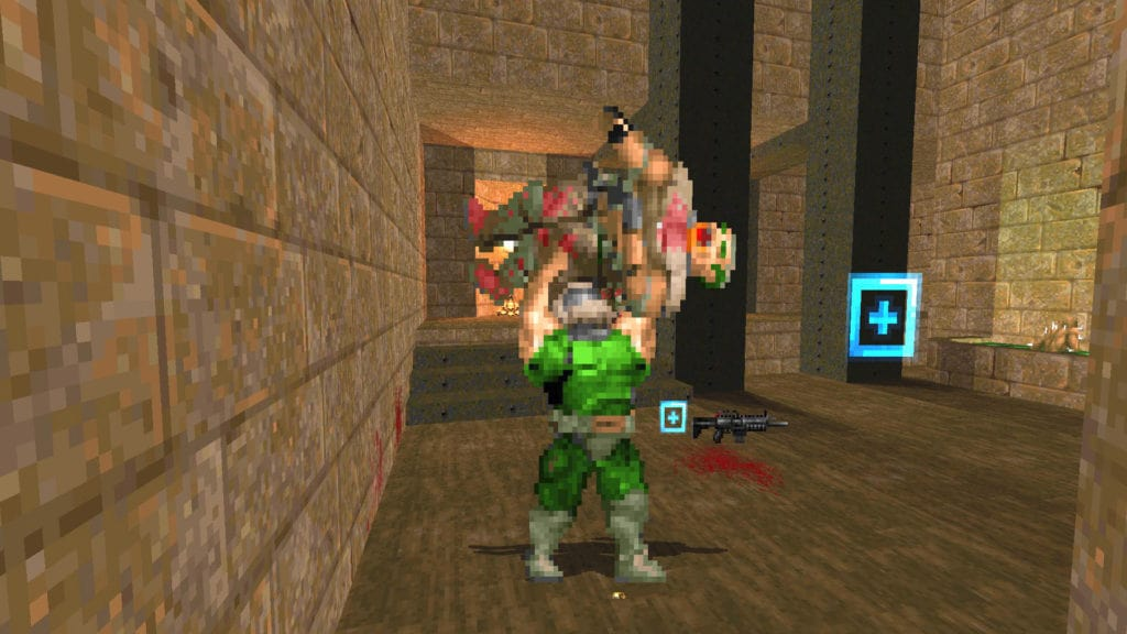 brutal doom black edition fatality