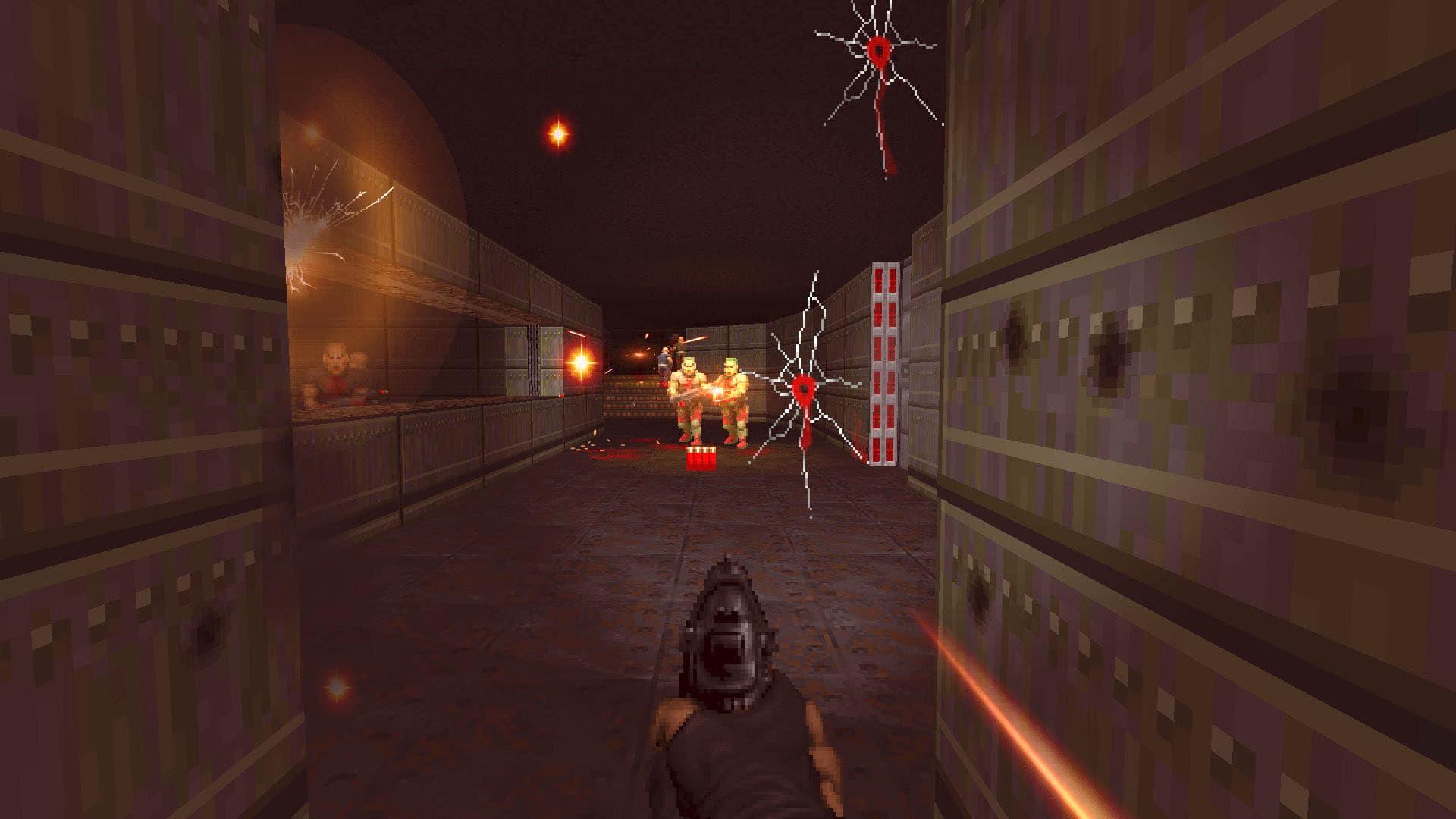 Скачать Brutal Doom: Black Edition 3 1d Final • Брутал Дум • Моды и