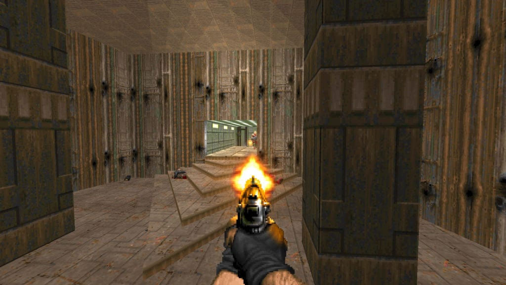 brutal doom burst pistol mode