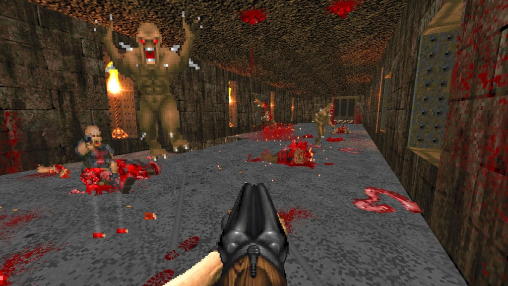 brutal doom super shotgun
