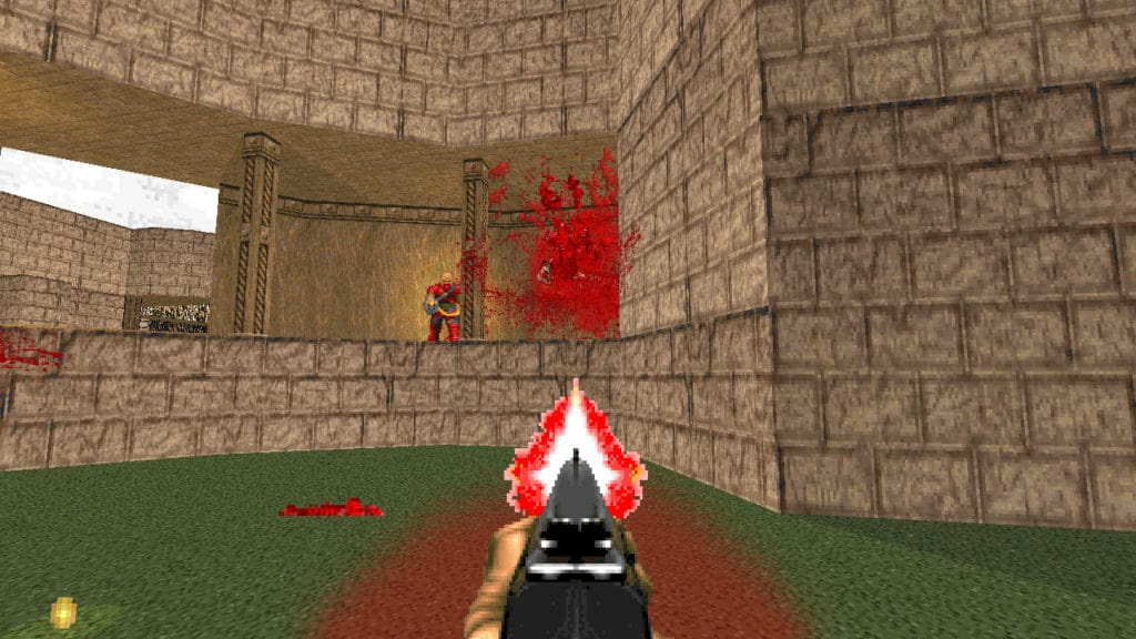 doom 2 blood