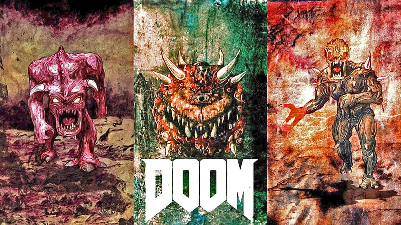 Скачать музыку Doom Metal Soundtrack 5 • Моды и уровни Doom