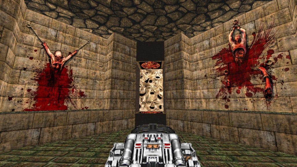 hi res textures doom 2