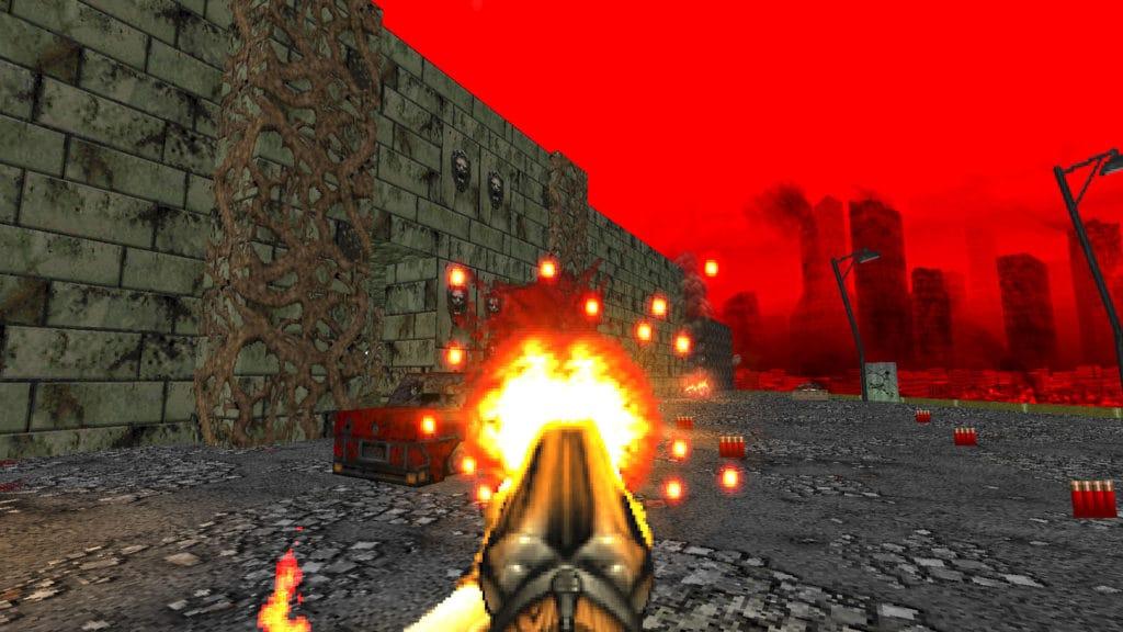 new ssg brutal doom