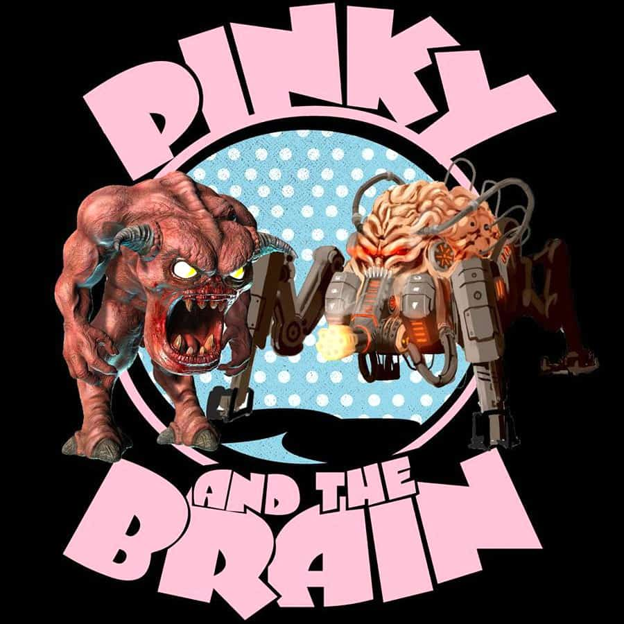 pinky and brain