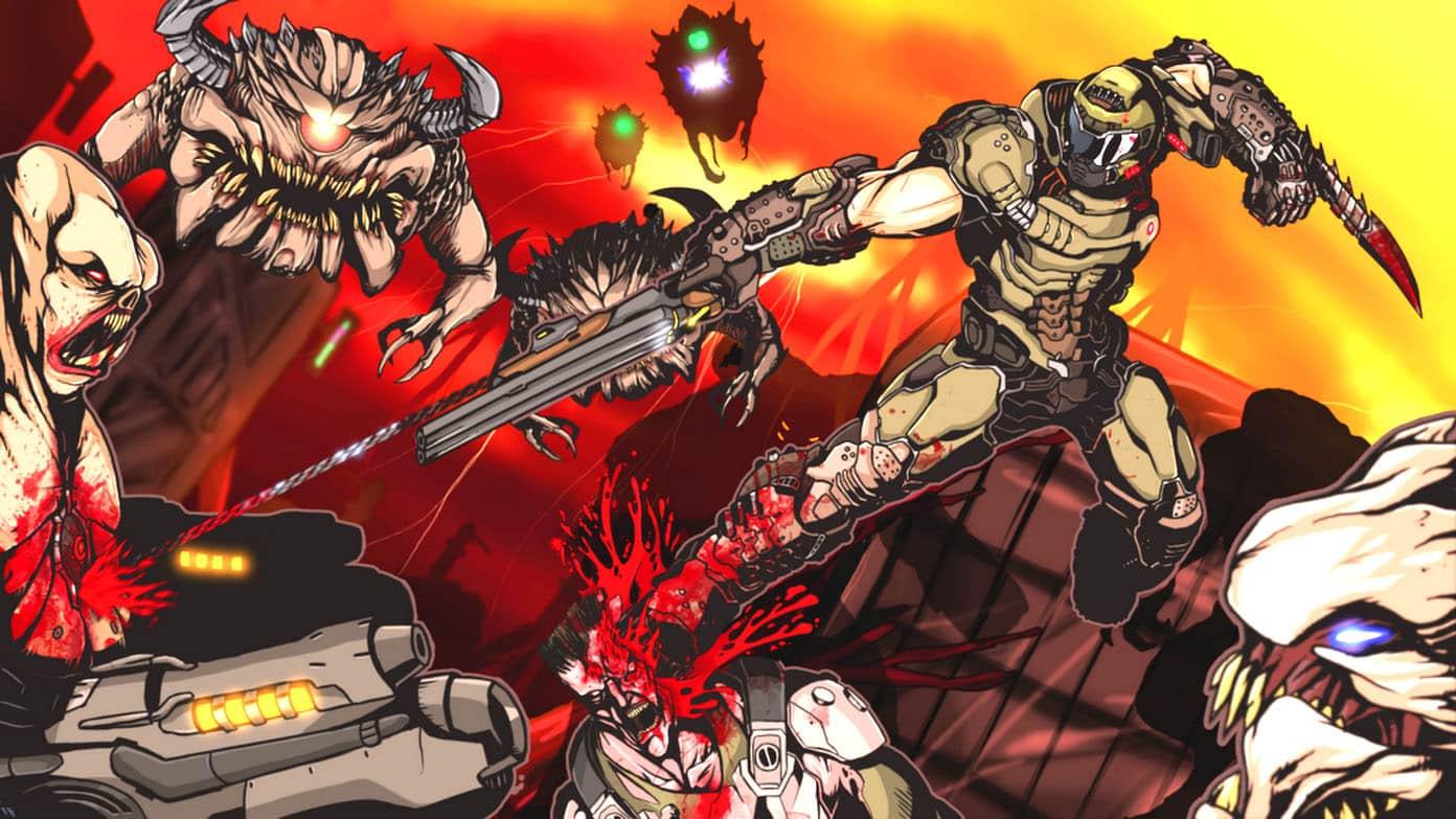 brutal doom v21 rc8 pre-release