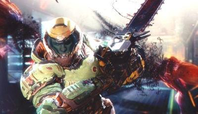 """<span class=""""entry-title-primary"""">Прохождение Doom 2 (уровни 1-7) с Brutal Doom</span> <span class=""""entry-subtitle"""">Массовый отстрел монстров во имя Луны</span>"""