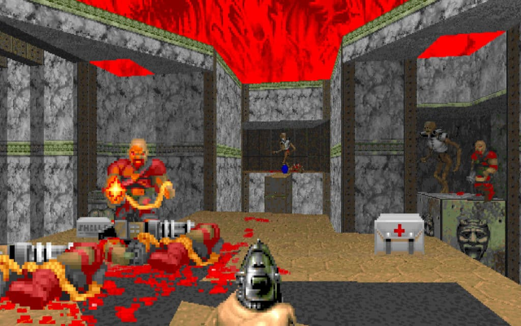 doom retro port