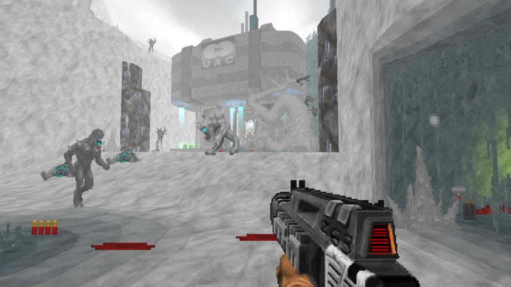 doom2 megawad winters fury