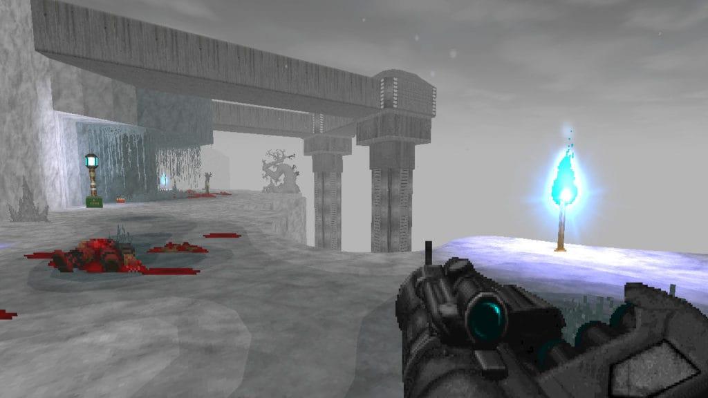winters fury doom2 mod
