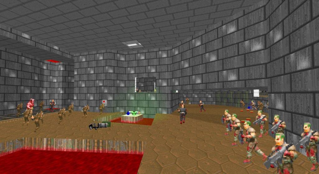 maps of chaos e2m1 doom1