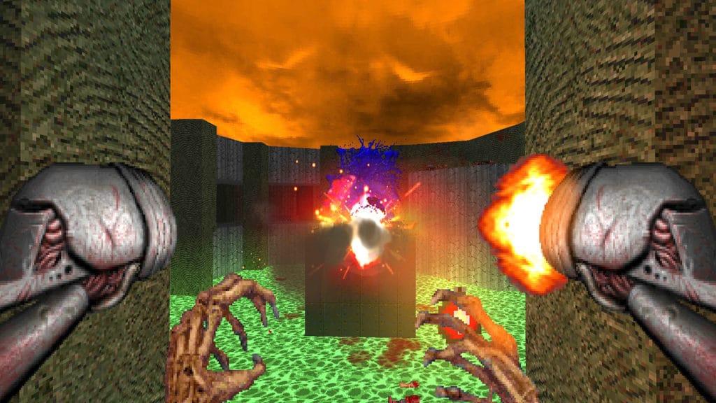 brutal doom demon rune
