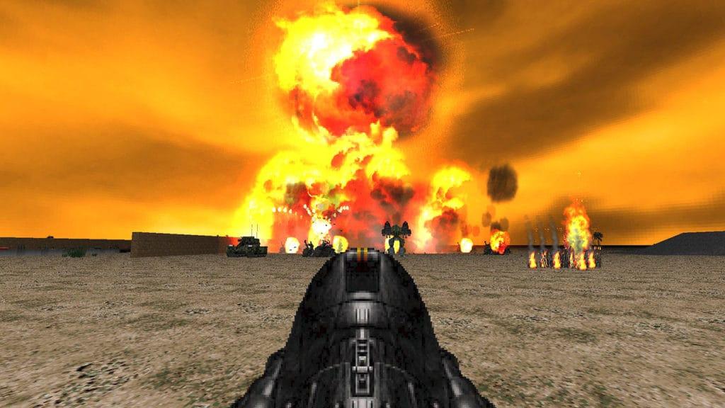 brutal doom nuclear missle