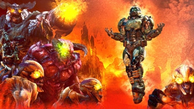"<span class=""entry-title-primary"">Финальная версия Brutal Doom v21 Gold</span> <span class=""entry-subtitle"">Брутальным можешь ты не быть, но вот скачать ты мод обязан</span>"