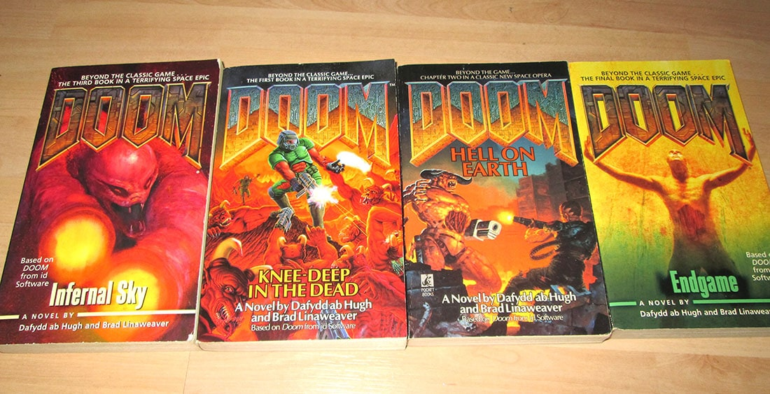 doom books