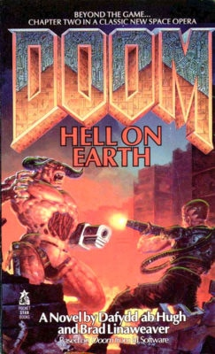 doom2 Hell on Earth book