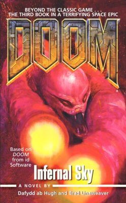 doom3 Infernal Sky book