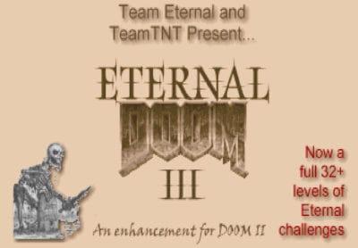 """<span class=""""entry-title-primary"""">Стильный мегавад Eternal Doom III для Doom 2</span> <span class=""""entry-subtitle"""">Война с демонами перенеслась в средневековье</span>"""