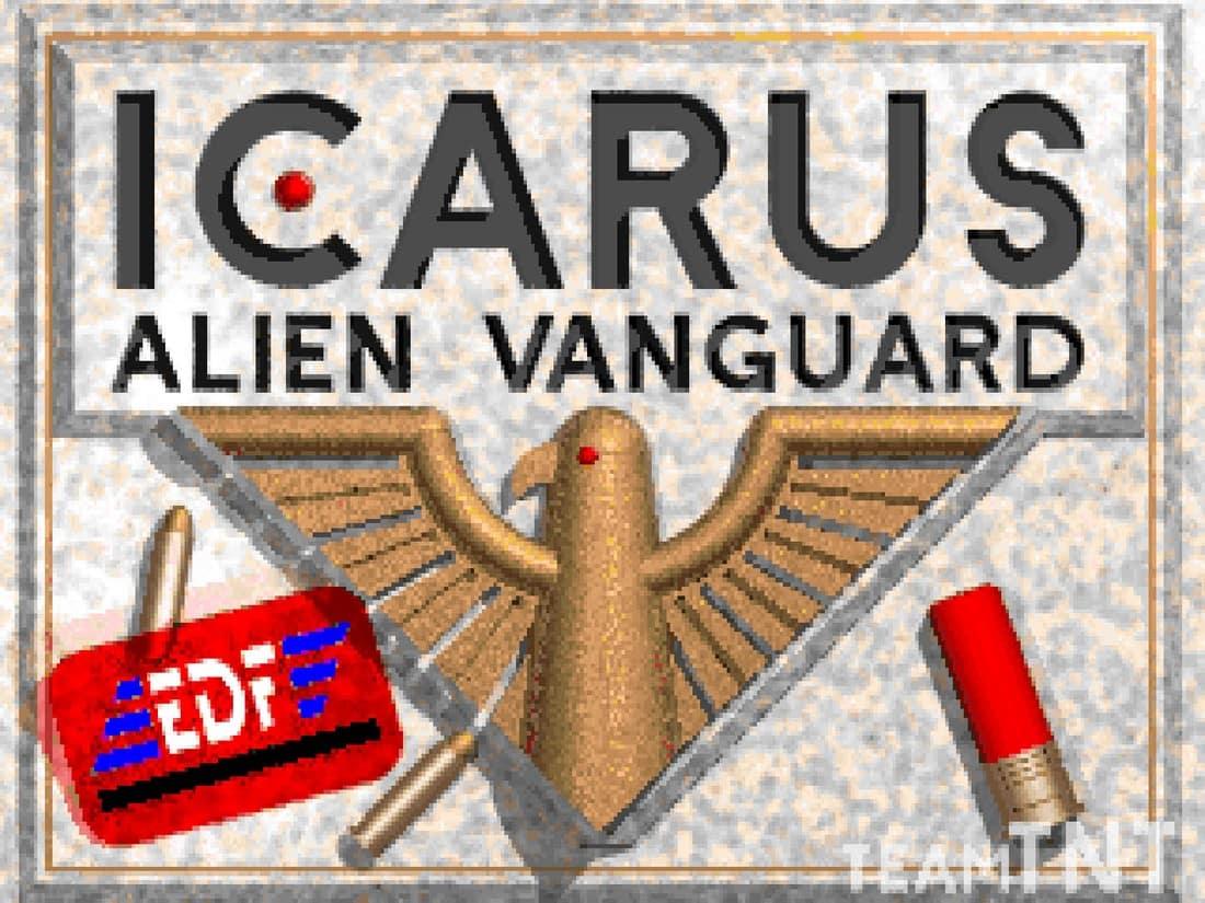 icarus alien vanguard