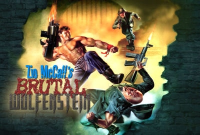 "<span class=""entry-title-primary"">Мод Brutal Wolfenstein 3D – фашизм не пройдет!</span> <span class=""entry-subtitle"">Симулятор ополченца ЛДНР</span>"