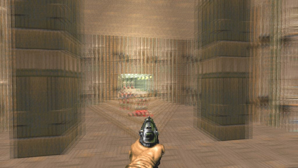 doom simple motion blur