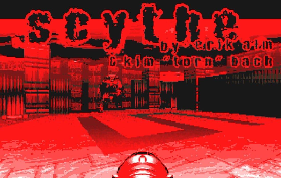 scythe doom2