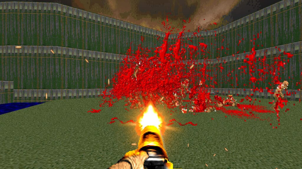 doom meatgrinder