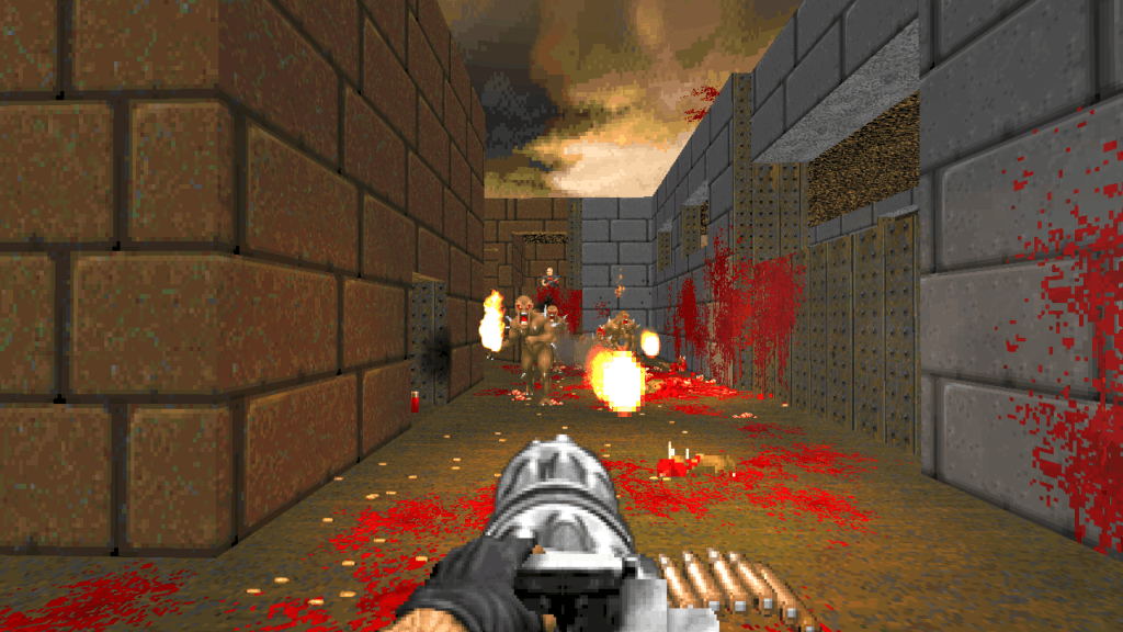 download brutal doom 20