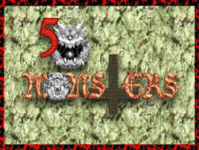 "<span class=""entry-title-primary"">Бодрый мегавад 50 Monsters для Doom II</span> <span class=""entry-subtitle"">Маленький проект, но с большой душой</span>"