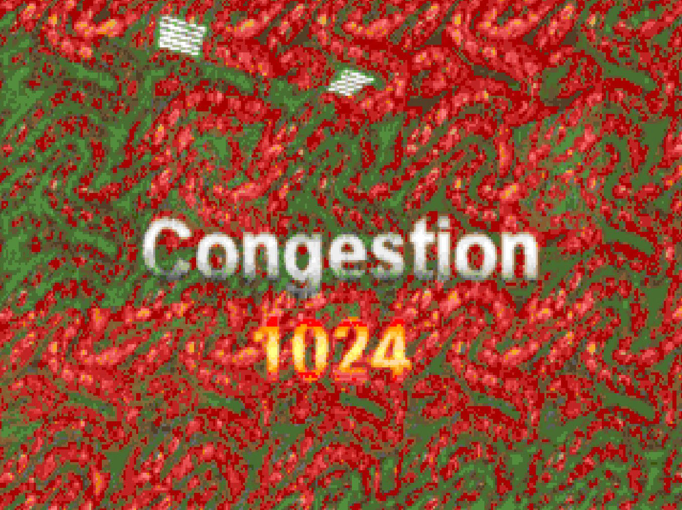 Congestion 1024